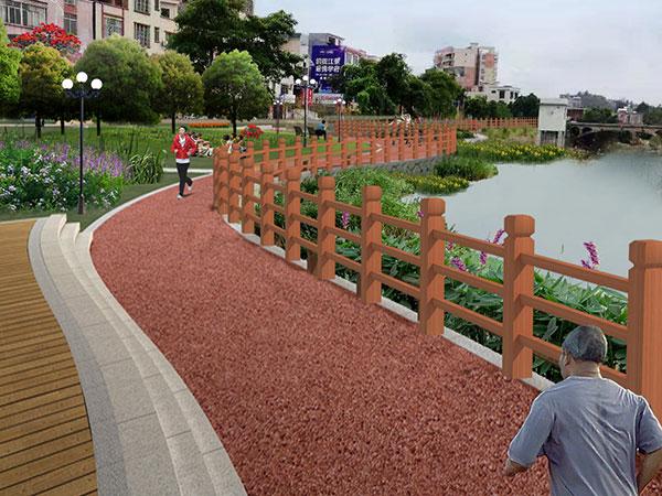 春湾镇一河两岸规划设计